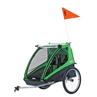 Thule chariot dual bike trailer