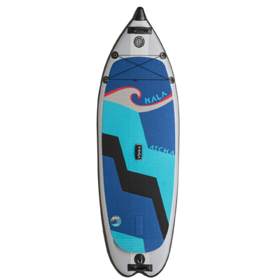 The HALA 9'6 Atcha Whitewater SUP