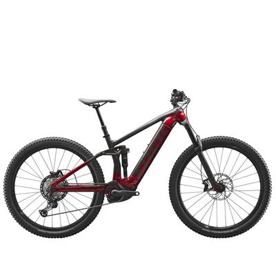E- Mountain Bike, Full Suspension